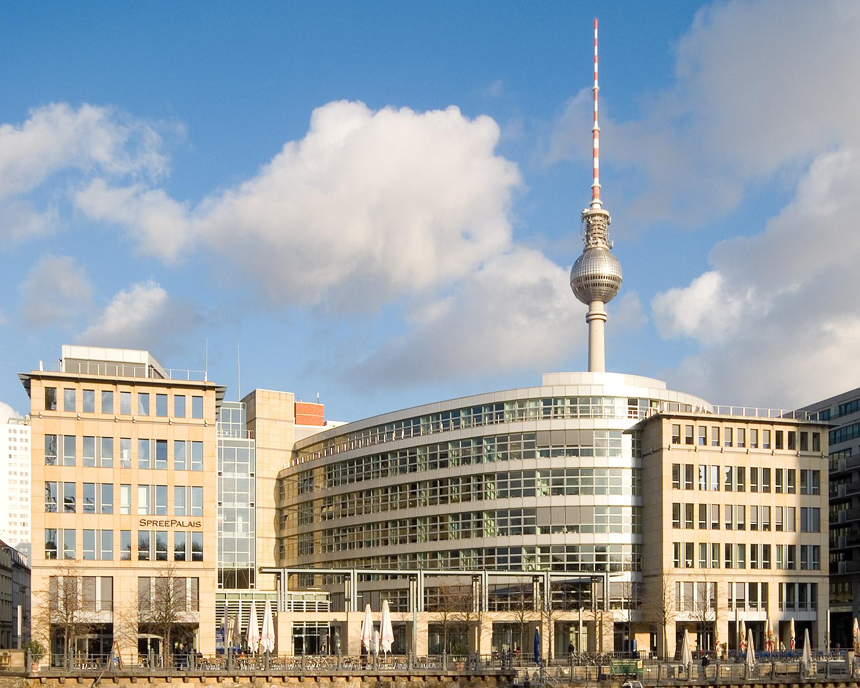 Fraunhofer Forum im Spreepalais, Berlin