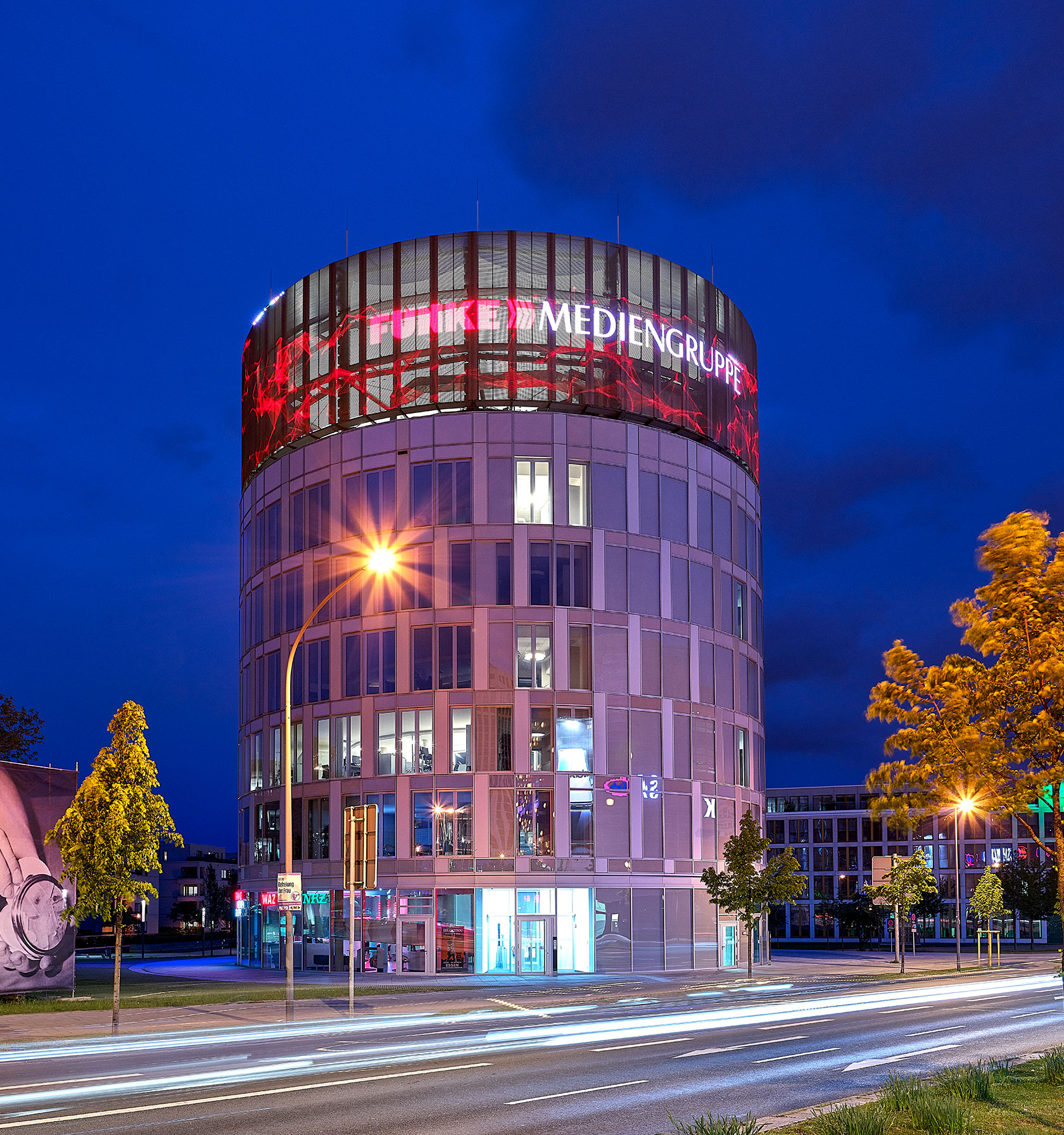 FUNKE Mediengruppe, Essen