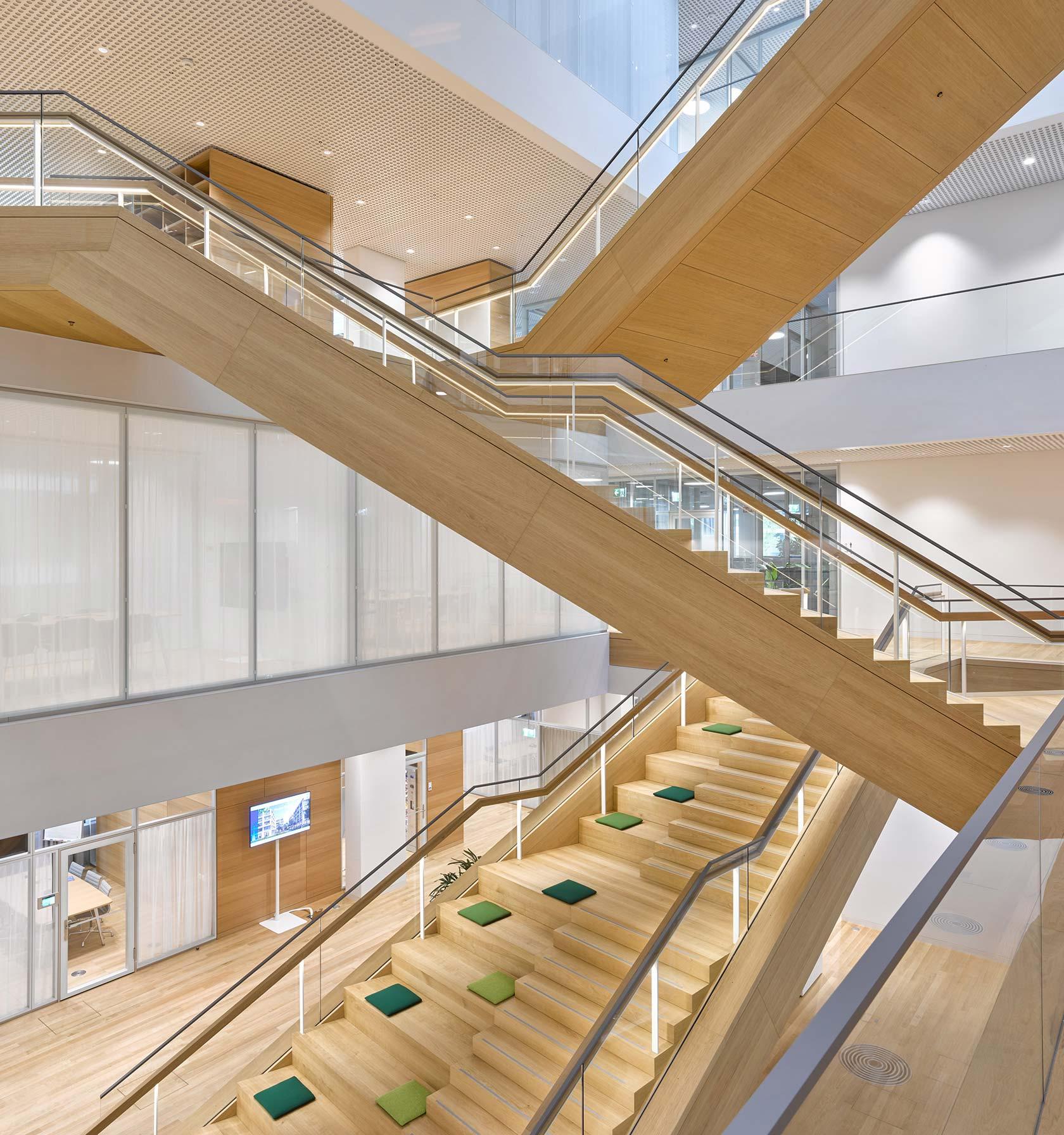 Bürogebäude, F.Hoffmann-La Roche AG, Kaiseraugst