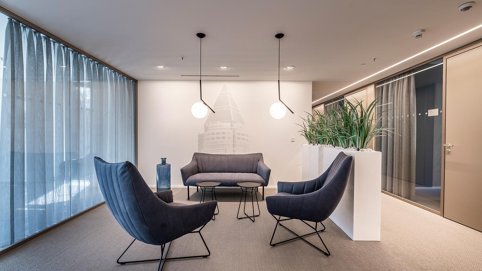 Satellite Office, Frankfurt