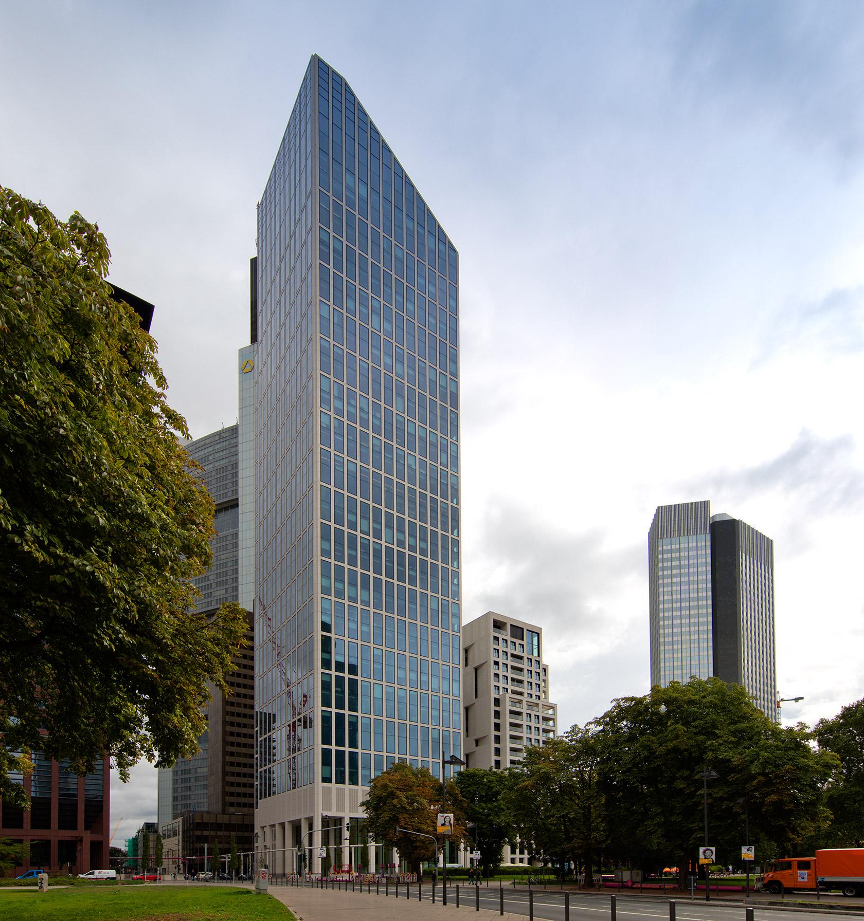 Taunus Turm, Frankfurt